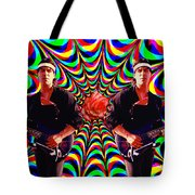 Randy's Rose Tote Bag