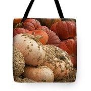 Rare Pumpkins Tote Bag