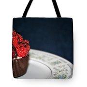Raspberry Mascarpone Tote Bag