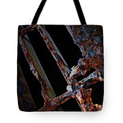 Rat In The Cage Tote Bag by Jerry Cordeiro