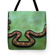 Rattlesnake Tote Bag