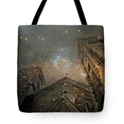 Magical Rattling Sky Tote Bag