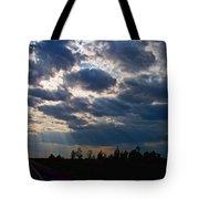 Rays Of Hope Tote Bag