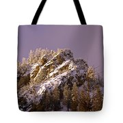 Rays Of Hope Warmth And Beauty Tote Bag