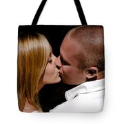 Rb And Jaymee I Tote Bag