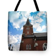 Reaching For Glory Tote Bag