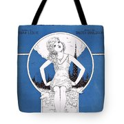 Reaching For Someone Tote Bag by Mel Thompson