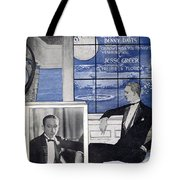 Reaching For The Moon Tote Bag