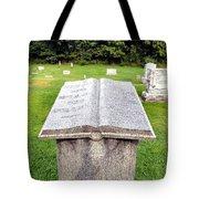 Reading Eternity Tote Bag