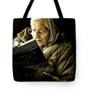Reading Is Lifetime Passion Tote Bag