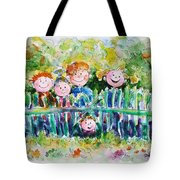 Ready For Adventures Tote Bag