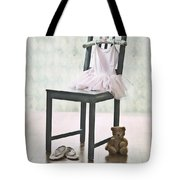 Ready For Ballet Lessons Tote Bag by Joana Kruse