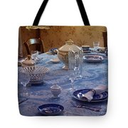 Ready For Dinner Tote Bag