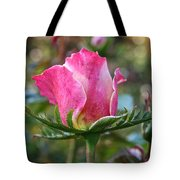 Ready To Face The Day Tote Bag