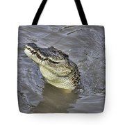 Ready To Jump Tote Bag