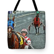 Ready To Race Tote Bag