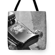 Rear View Tote Bag