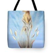 Rebirth Of A Woman - Ascension Tote Bag