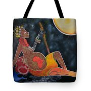 Rebirth Of Africa Tote Bag by Chibuzor Ejims