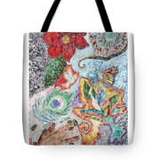 Rebirth Of The Spirit Tote Bag