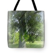 Recalling Younger Days Tote Bag