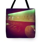 Receiver Tote Bag