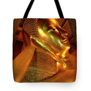 Reclining Buddha 2 Tote Bag