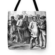 Reconstruction, 1870 Tote Bag