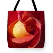 Red And Orange 2 Tote Bag