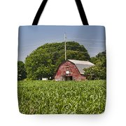 Red Barn - What Charm Tote Bag
