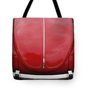 Red Bug Tote Bag