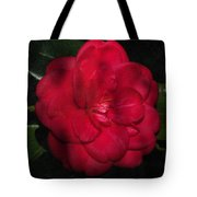 Red Camelia Tote Bag