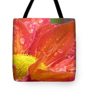 Red Craft Tote Bag