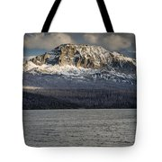 Red Eagle Mountain Evening Tote Bag
