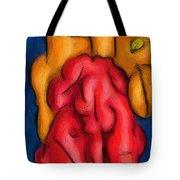 Red Herring Tote Bag