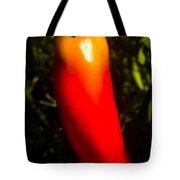 Red Hot Pepper Tote Bag