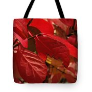 Red Light Tote Bag