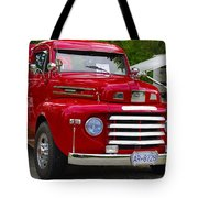 Red Mercury Tote Bag
