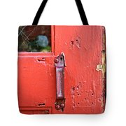 Red Of Course Tote Bag
