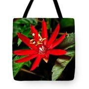 Red Passion Tote Bag