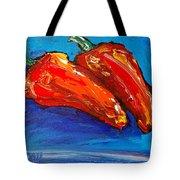 Red Pears Tote Bag