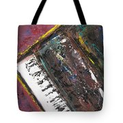 Red Piano Series 7 Tote Bag