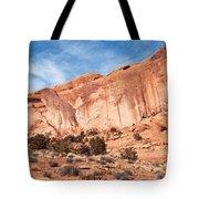 Red Rock And Blue Skies 2 Tote Bag