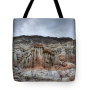 Red Rock Canyon Cliffs Tote Bag