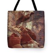 Red Rock Canyon Petroglyphs Tote Bag