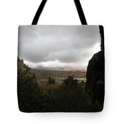 Red Rock Canyon View Tote Bag