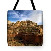Red Rock Canyons Tote Bag