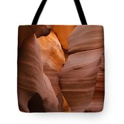 Red Rock Formations, Antelope Canyon Tote Bag