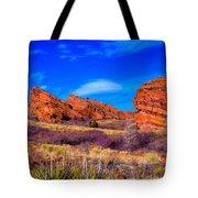 Red Rocks Park Colorado Tote Bag