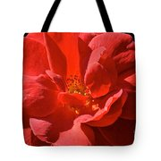 Red Rose Summer Tote Bag